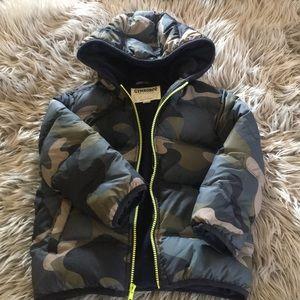 Gymboree puff jacket